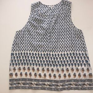 Joie tank top basically brand new